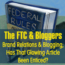 FTC Blogging Reviews